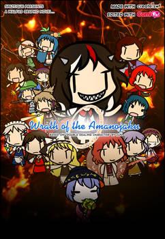 Wrath of the Amanojaku Poster v2