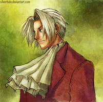 Musings: Edgeworth by wendichen