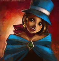 Trucy by wendichen