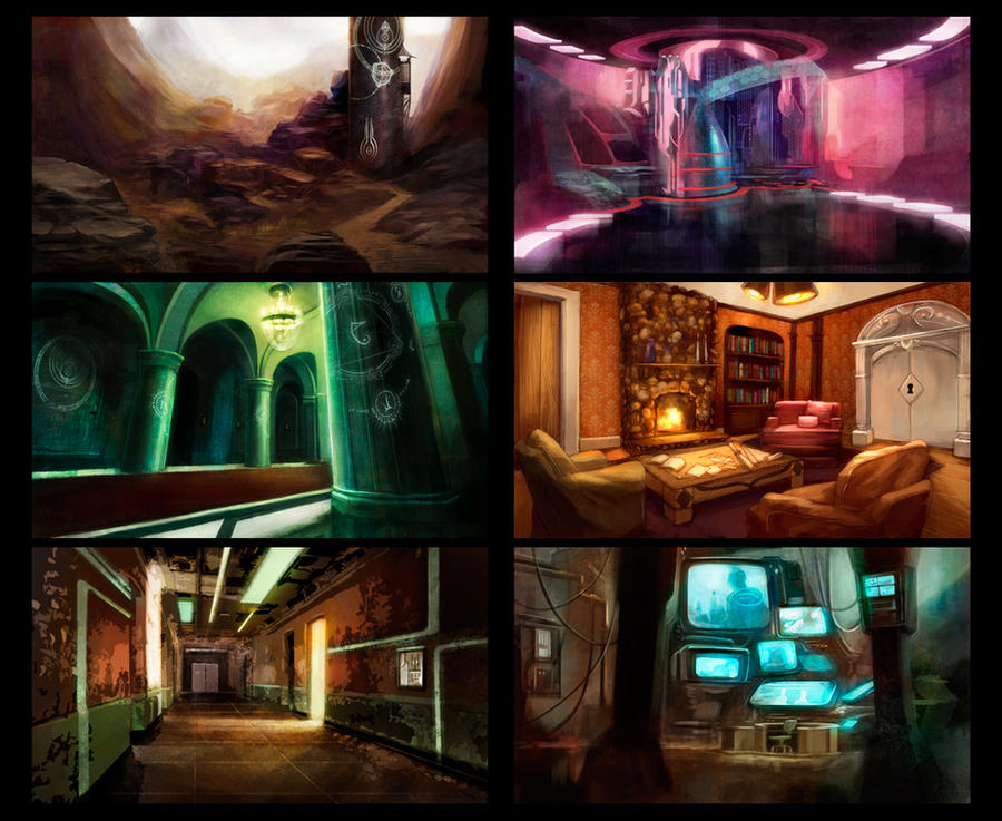Sequence - Background Art