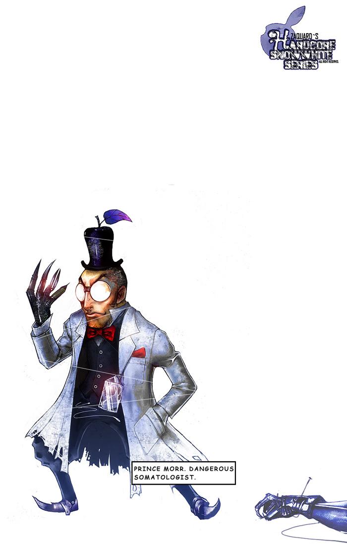 05. Prince Morr by ZAQUARD