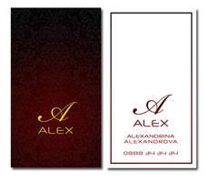 business card 2 by Snoopdokodok