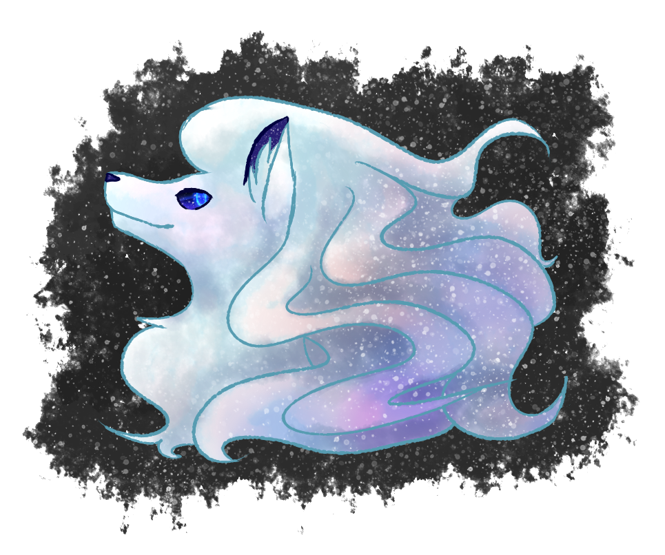 Alola Form Ninetales by ewtheedge on DeviantArt