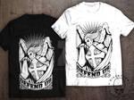Senior San Miguel T- shirt design attempt