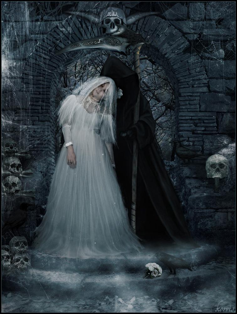 Death's Bride by k0rvis