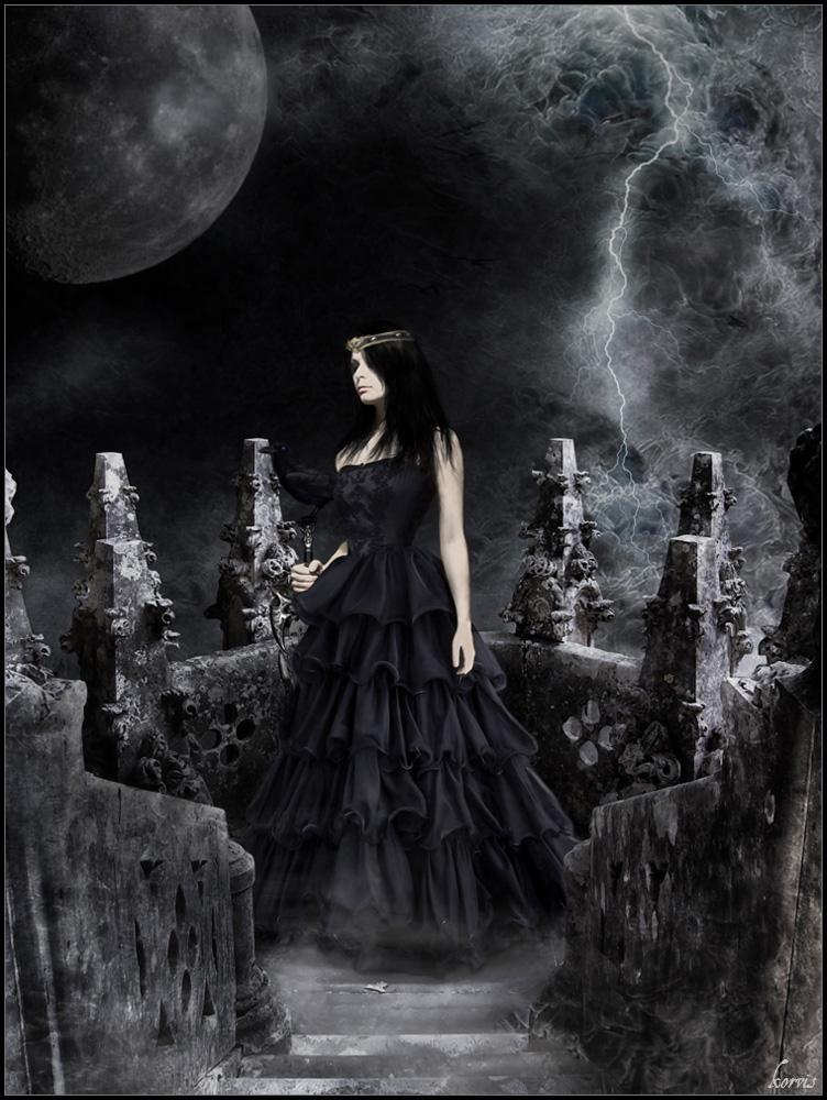 In darkness by k0rvis