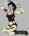 Zombie Tankgirl