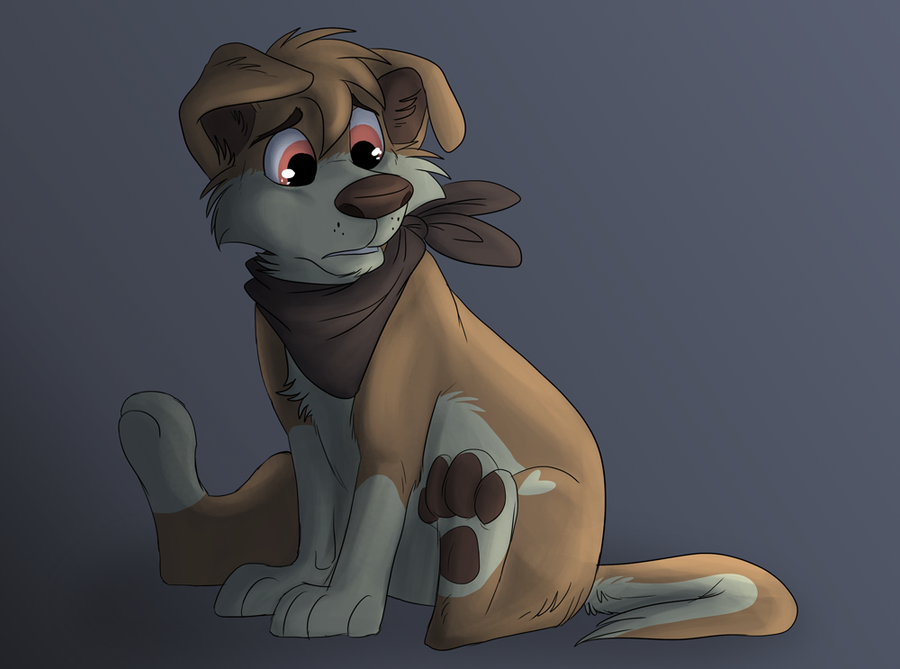 Giving Up by Waywardmutt