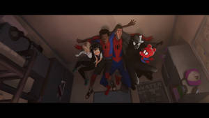 SPIDER-MAN: INTO THE SPIDER-VERSE - Official Trail by DIEGOZkay
