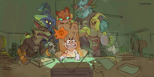 Me and the boys Playing league