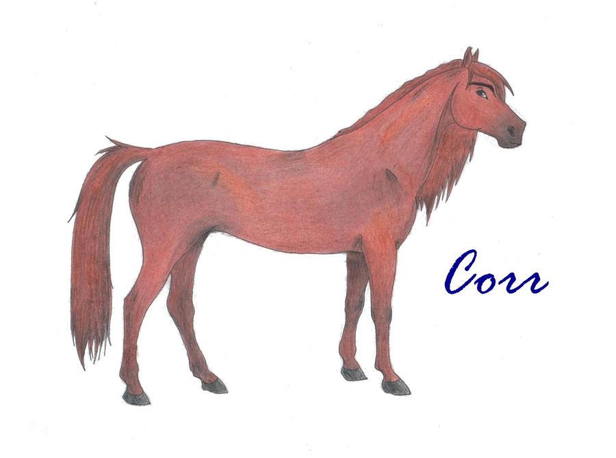 The Scorpio Races - Corr by LunaRossa23