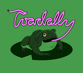 Toadally Punny!