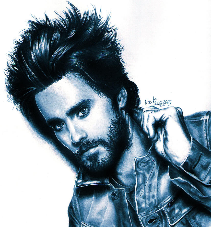 30STM: Jared Leto by NosKing