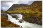 Glencoe River by marianne-lim
