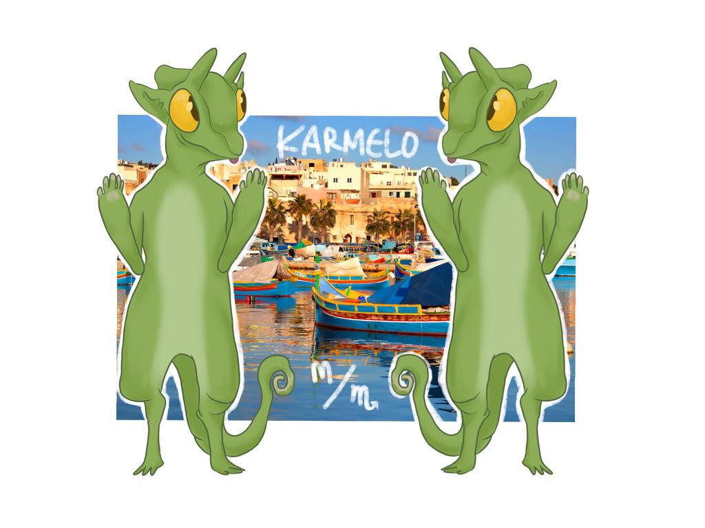 Karemelo! My babyy by zaftwiggy