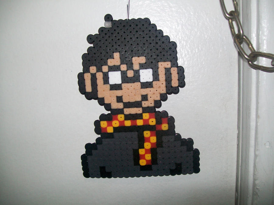 Harry Potter Bead Sprite by yumeleona23