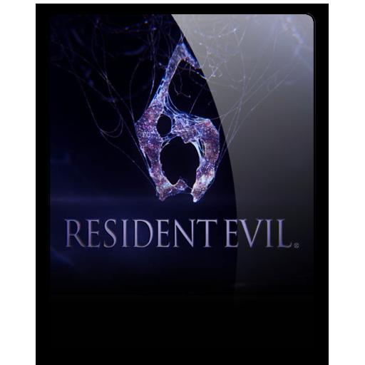 Resident Evil 6 Icon by dylonji
