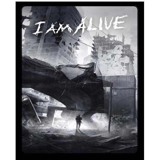 I Am Alive Icon by dylonji