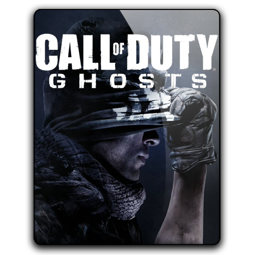 Here Be Porpoises Call Of Duty Ghosts: Call Of Duty Ghosts Icon By Dylonji On DeviantArt