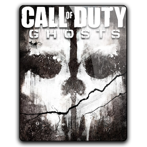 Call of Duty Ghost Icon Call of Duty Ghosts Icon2 by