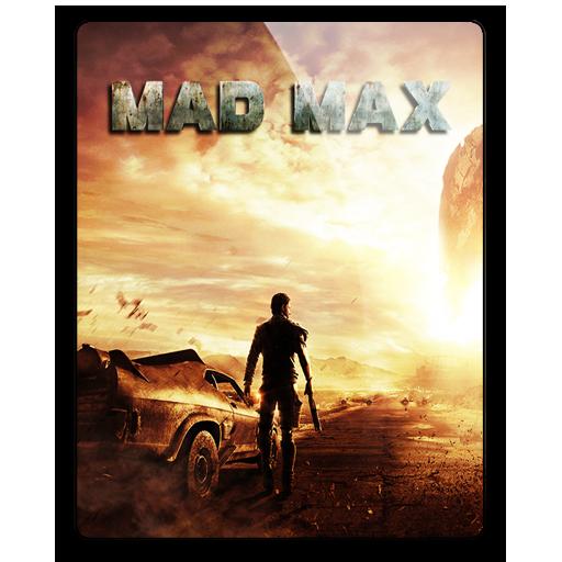Mad Max by dylonji