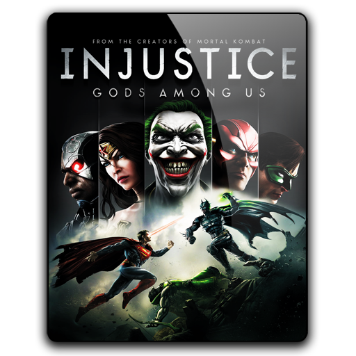 Injustice Gods Among Us by dylonji