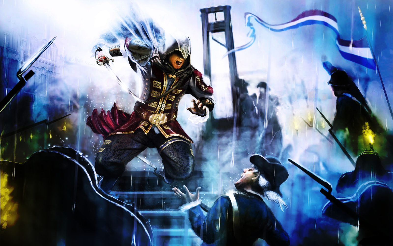 Assassin's Creed Unity wallpaper by dylonji