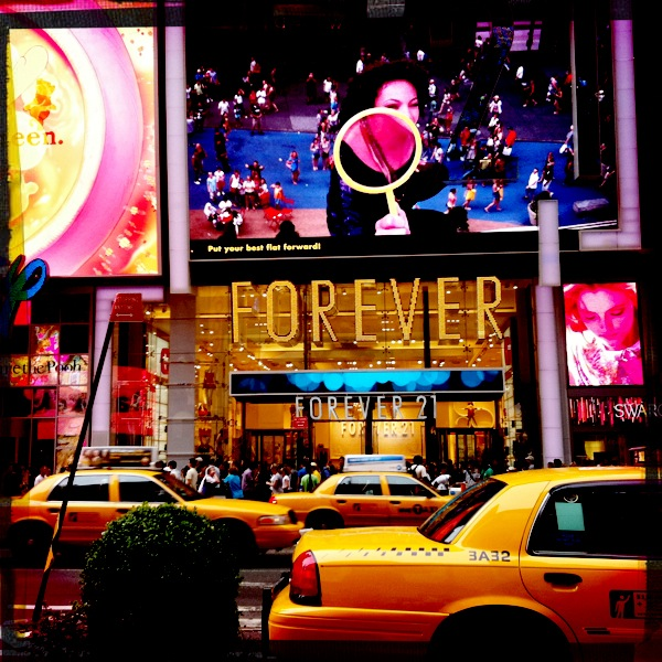 Forever 21 In Times Square by emptyyeyes