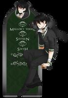 ILGB - Mallory by llawll
