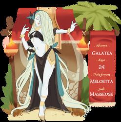 [PO] Galatea