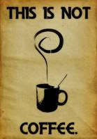 This Is Not Vintage Coffee by McLetdown