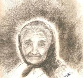 An old portrait