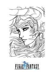 Warrior of Light ~ Final Fantasy 1