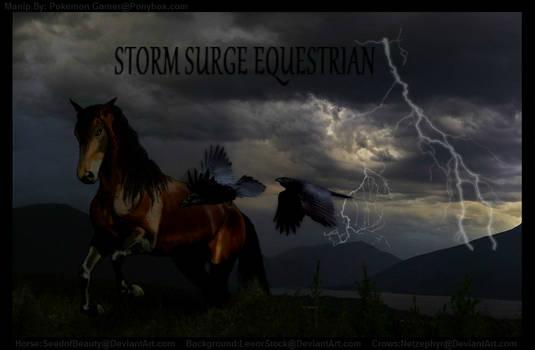 Stormy Horse Manip