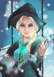[Harry Potter] Elsa the Witch