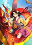 [Mulan] The Dragon's Dream