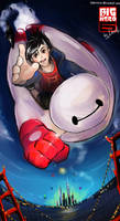 Big Hero 6: Catching a Dream!