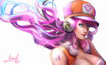 league of legends : Arcade Miss Fortune by NaNinna