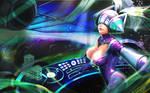 league of legends : DJ Sona