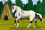 The Chief's Stallion