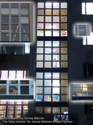 The Tetris Window by JoonasD6