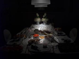 New Year Eve's Dinner II by JoonasD6