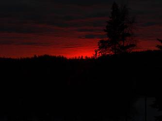 Sunset in Savo I by JoonasD6