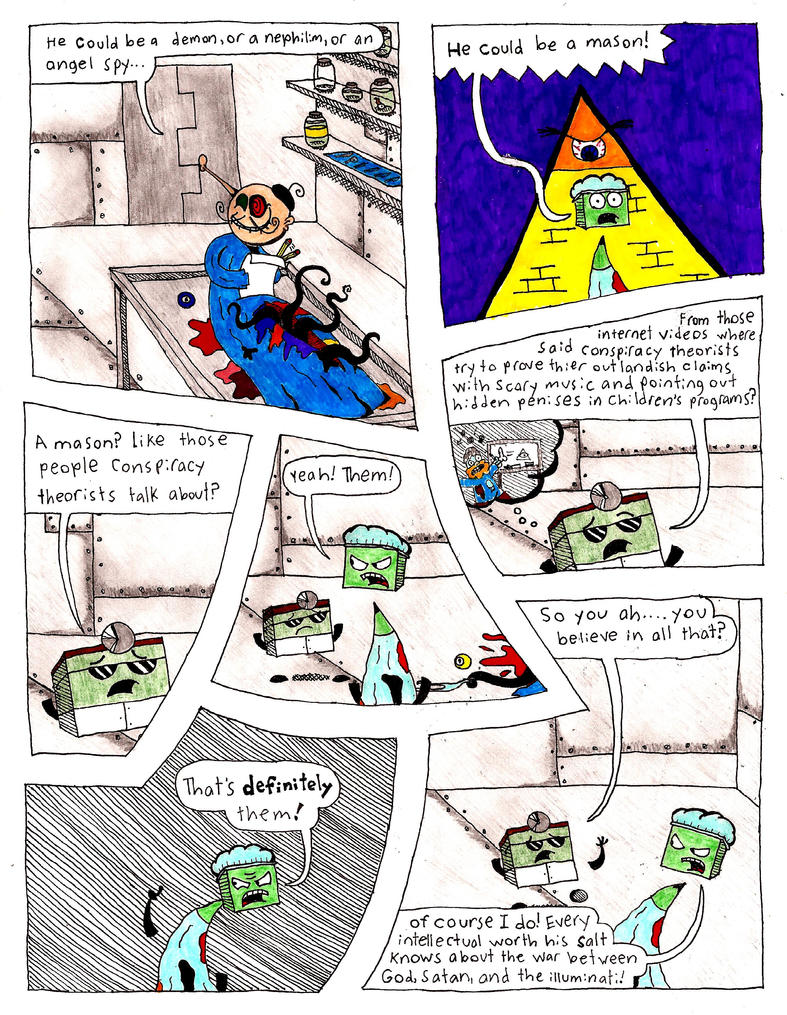 Mek's Conquest pg 180 by Goodlyman100