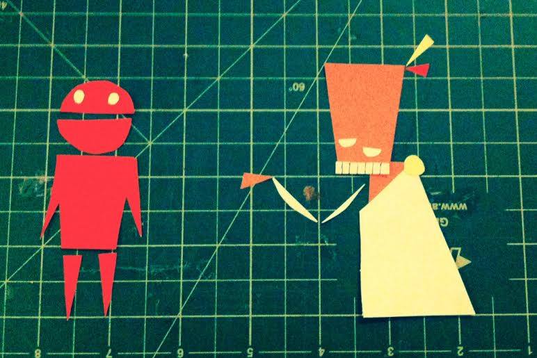 Paper Craft by Goodlyman100