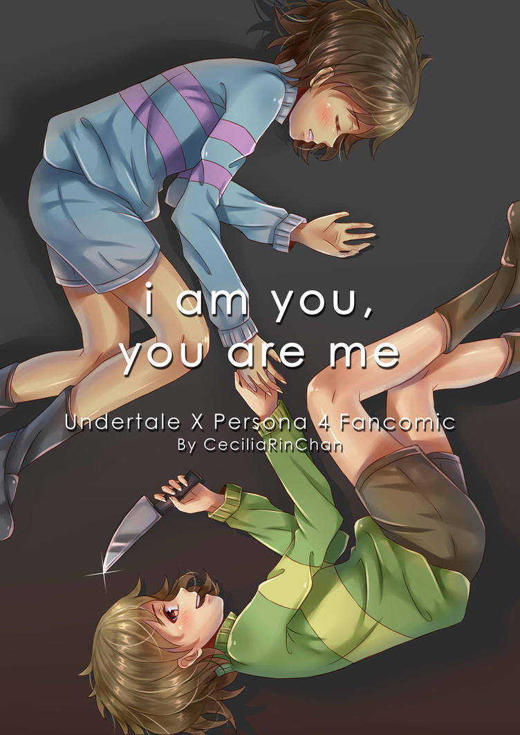 i am you, you are me Cover (+ SPEED PAINT) by CeciliaRinChan