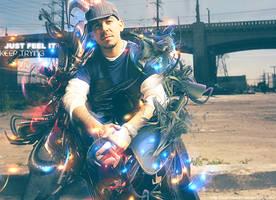 Mike Shinoda by justfollowlm