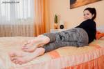 Kinia in bedroom (link to gif in description)