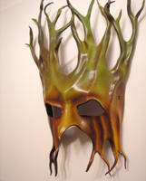 Leather Mask of a Tree by teonova