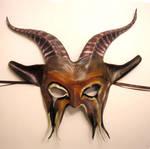 Crazy Carnival Goat Mask